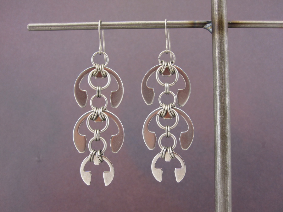 laburnum earrings