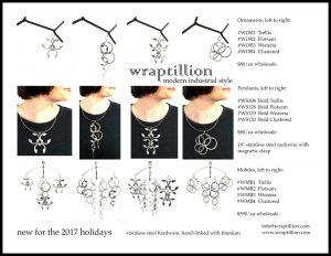 Wraptillion's 2017 holiday update