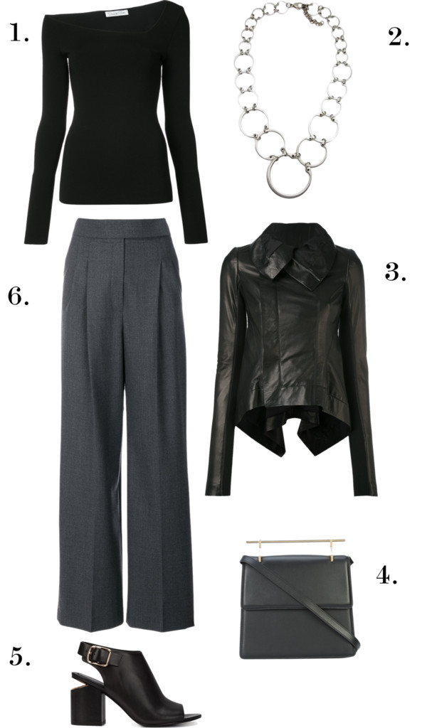 Classic Chic, Unexpected Shapes