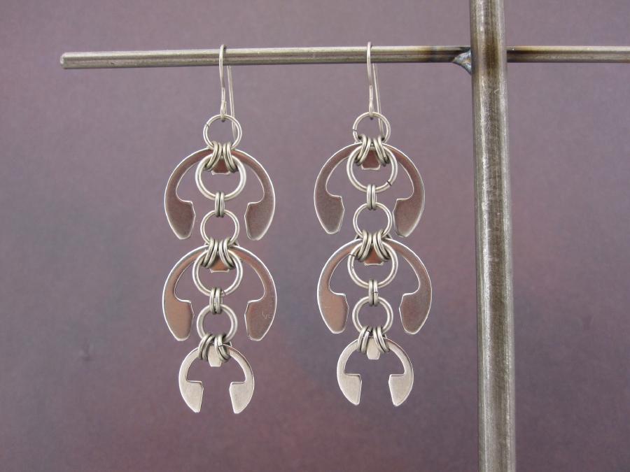 laburnum earrings